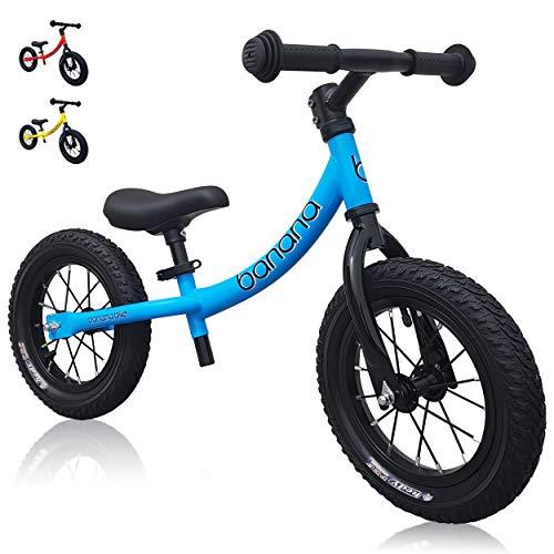 Banana Bike GT - Bicicletta da Equilibrio Senza Pedali per Bambini - 2, 3, 4 e 5 Anni di età (Rosa...