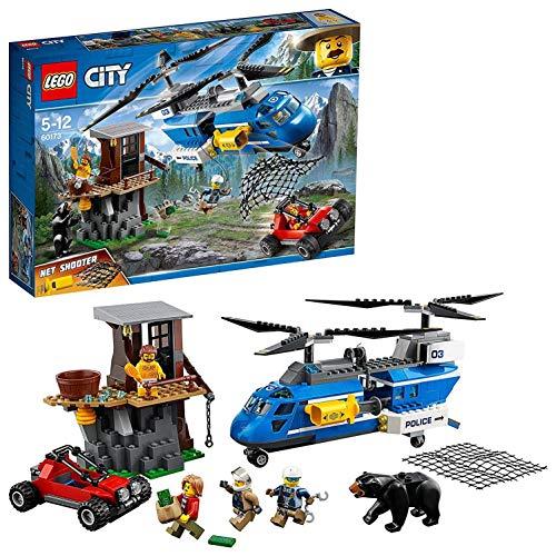 LEGO City - Police - Arresto in Montagna, Multicolore, 60173
