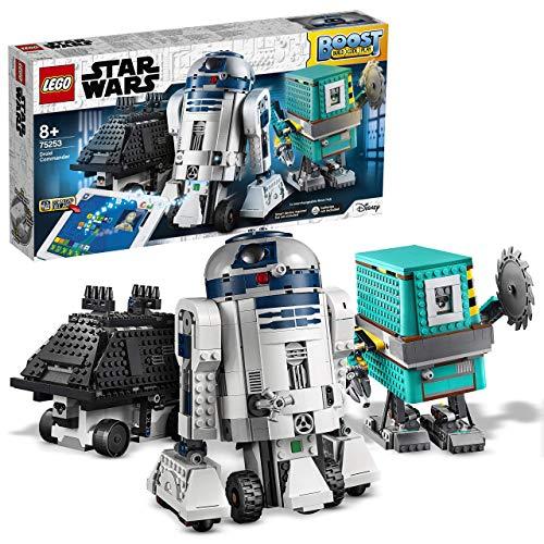 LEGO star wars Comandante Droide Boost