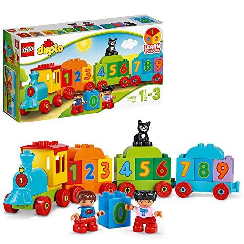 Duplo 10847 - Set Costruzioni Il Treno dei Numeri