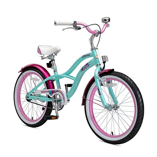 BIKESTAR, Bicicletta per Bambini con cavalletto e Accessori per Bambini dai 6 Anni in su, Edizione...
