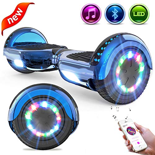 GeekMe Hoverboard Bluetooth Altoparlanti LED luci 2 * 350W