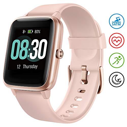 Smartwatch Orologio Fitness Donna, UMIDIGI Uwatch3 Fitness Tracker Bluetooth Smart Watch Donna Uomo...