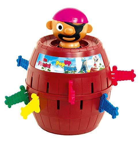 Tomy T7028A1, Pop Up Pirate Bambini Gioco Di Abilità Fino-Motorie