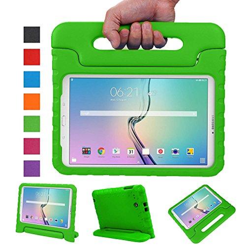 NEWSTYLE Samsung Galaxy Tab E 9.6 Pollici Eva Cover, Custodia Antiurto Portatile per Bambini con Supporto...