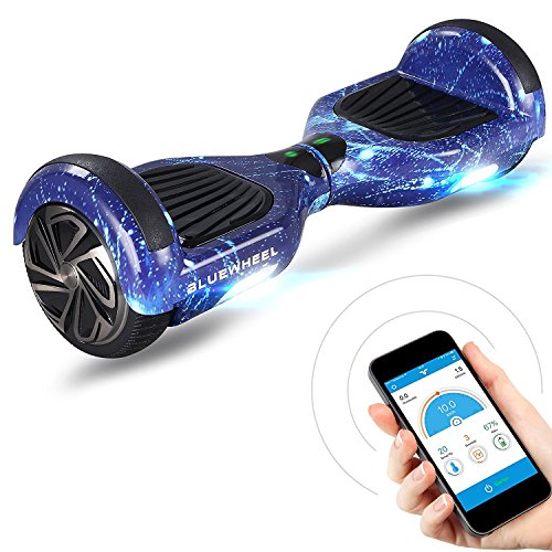 Bluewheel Skateboard Elettrico HX310s