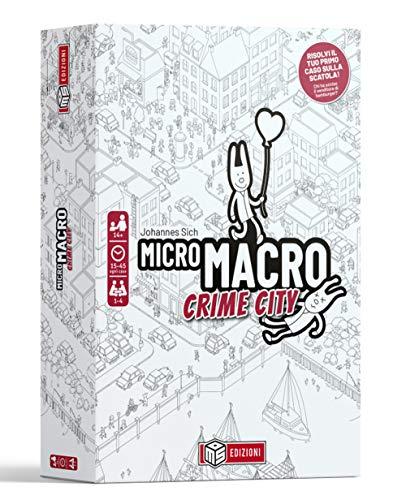 Micro Macro: Crime City
