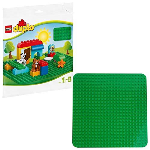 LEGO Duplo Base per Costruzioni, Verde, 2304