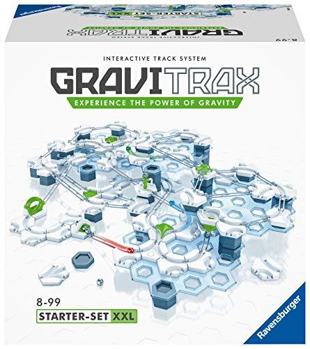 Ravensburger 27615 GraviTrax Starter Set XXL, Gioco Costruzioni STEM, +200 Componenti, Età Consigliata...