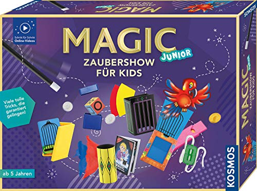 Kosmos 698829, Spettacolo di magia per Bambini (Versione Lingua Tedesca)