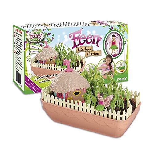 My Fairy Garden, Fairies Kitchen Garden Set da cucina Set da gioco per bambini dai 4 anni alle piante...