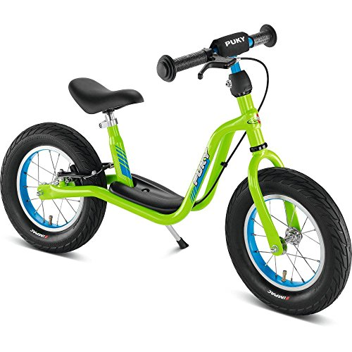 Puky PK4069 - Bicicletta Senza Pedali LR, XL, Verde Kiwi