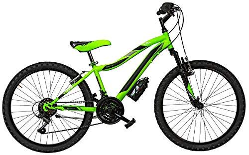 Bici Misura 24 Bambino MTB Front Vortex 18V Art. VX24SF