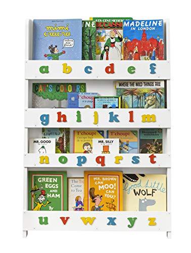 Tidy Books - Libreria Bambini - Libreria Montessoriana - Libreria frontale -ECOLOGICA | Legno naturale...