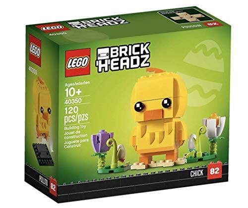 Verdes 10IT5702016370829IT10 Lego Brickheadz Pulcino di Pasqua - 40350