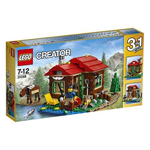 LEGO Creator Baita sul Lago, 31048