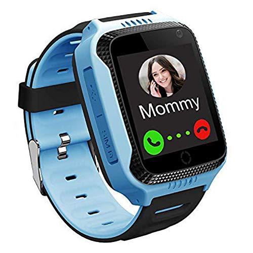Smartwatch Bambini GPS Tracker - Orologio Intelligente Bambini per Ragazzi Ragazze Regalo, Touch Screen...