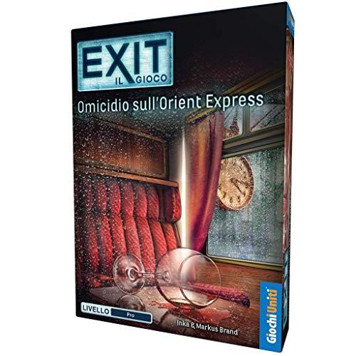 Exit: OMICIDIO SULL'ORIENTE Express Excape Room