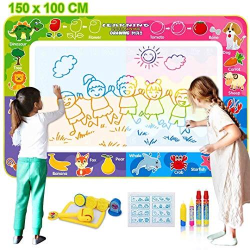 Fivejoy Tappeto Doodle Grande 150×100cm