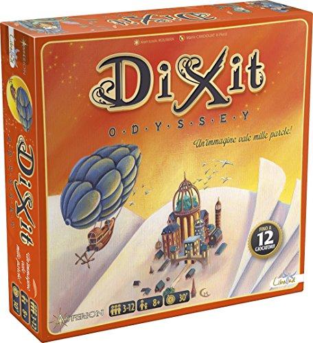 Asmodee - Dixit Odyssey, Gioco di società, Edizione Italiana, 8005