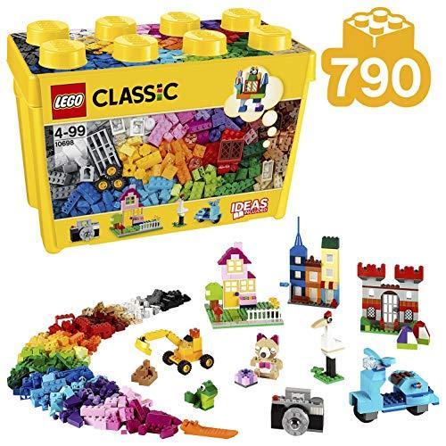 LEGO Classic Scatola Mattoncini Creativi Grande per Liberare la Tua Fantasia e Stimolare la Tua...