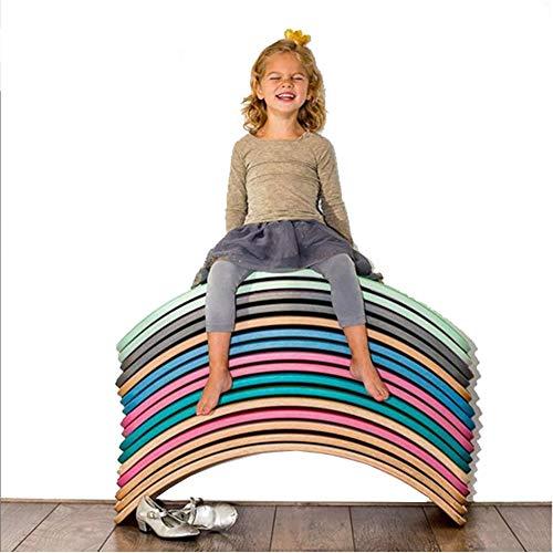 PUDDINGT® Wooden Balance Board per Bambini