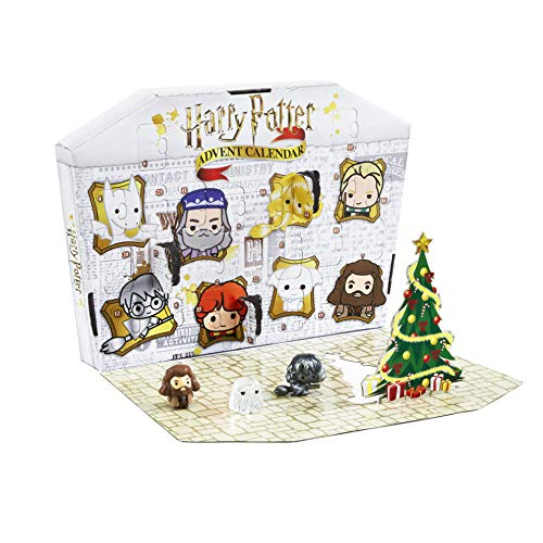Ooshies HS78650 - Calendario dell'Avvento di Harry Potter, multicolore