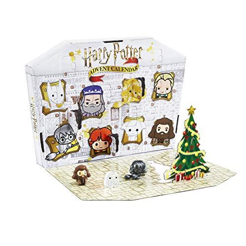 Ooshies HS78650 - Calendario dell'Avvento di Harry Potter, multicolore