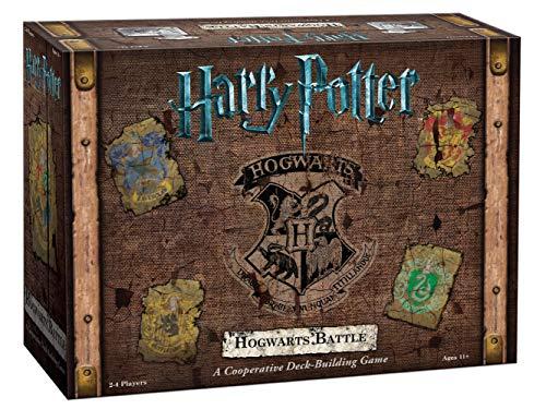 Harry Potter Hogwarts Battle Deck Gioco da tavolo [Versione Inglese]