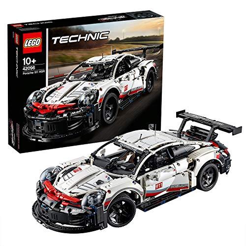 LEGO Technic Porsche 911 RSR, Sviluppata in Collaborazione con Porsche, Autentico Modello, Set di...