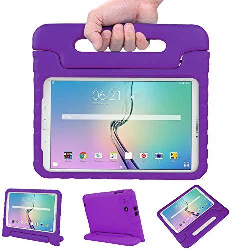 NEWSTYLE Samsung Galaxy Tab E 9,6pollici EVA, Custodia portatile antiurto per bambini con supporto di...