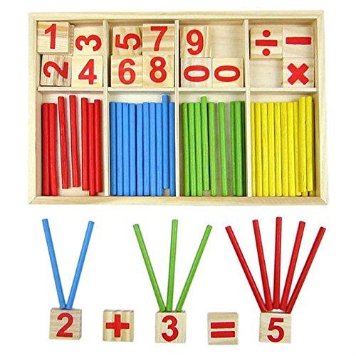 BSD Channel Scatola di smistamento Montessori Giochi educativi in legno 73 pezzi