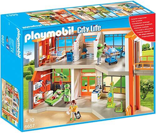 Playmobil 6657 - Ospedale dei Bambini