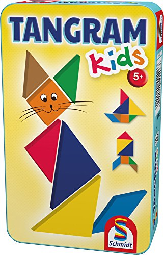 Schmidt- Gioco Tangram Kids, 51406