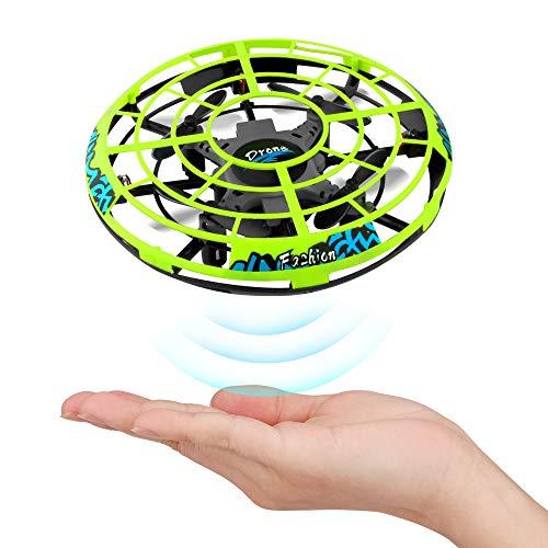Epoch Air UFO Mini Drone, Giochi Bambini Telecomando Elicottero RC Droni Aerei Volanti Gadget Compleanno...