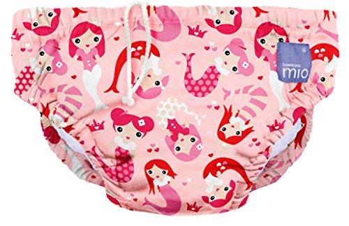 Bambino Mio Costumino contenitivo Unisex Bambini, Multicolore (Sirene), 0-6 mesi (5-7 kg)