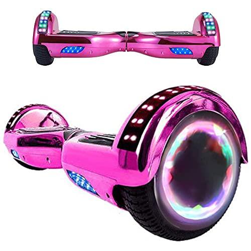 Magic Vida Hoverboard - 6.5'- Bluetooth - Motore 700 W - velocità 15 KM/H - LED - Monopattini elettrici...