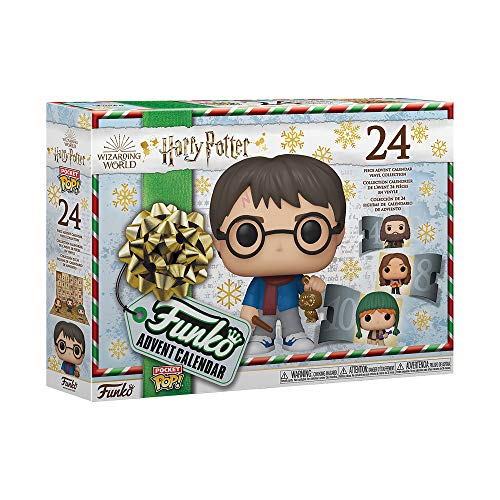 Funko Pop Advent Calendar: Harry Potter, Multicolore, 50730
