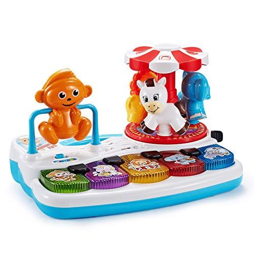 Think Gizmos Giocattoli di attività per i più Piccoli - Giocattoli educativi interattivi per Bambini...