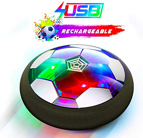 Ucradle Air Power Football, Hober Ball for Kids