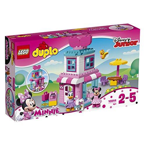 LEGO- Duplo Fiocco Negozio di Minnie Costruzioni Gioco Bambina Giocattolo, Multicolore, 10844