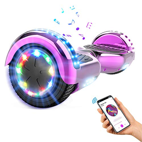 GEARSTONE Hoverboard Bluetooth Electric Scooter 6.5 Pollici Self Balance