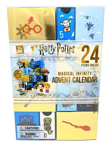 Wizarding World - Harry Potter/Fantastic Beasts- Harry Potter Magical Infinity Advent Calendar...