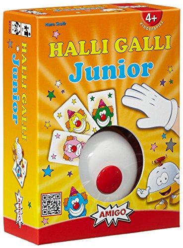 Amigo 7790 - Halli Galli Junior, Gioco di Carte [Importato dalla Germania]