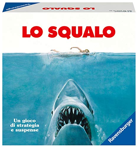 Lo Squalo Light Strategy Game