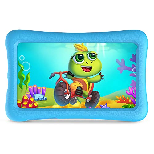 VANKYO Z1 Tablet per Bambini 7 Pollici 32GB ROM, Android 10 IPS HD Display WiFi Bluetooth Kidoz...