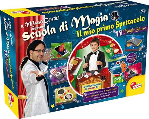 Lisciani Giochi- Scuola di Magia Il Primo Spettacolo Gioco per Bambini, Multicolore, 77335