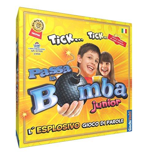 Giochi Uniti - Passa la Bomba, Junior