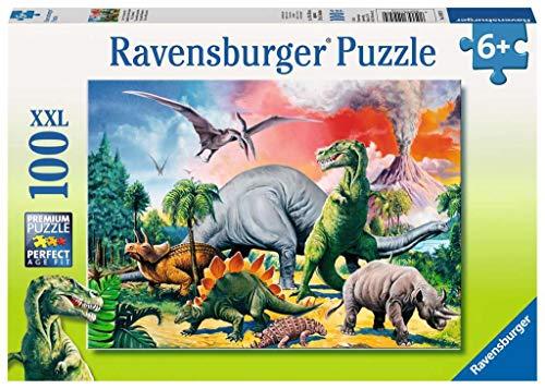 Ravensburger Italy- Puzzle, Colore Giallo, 4005556109579