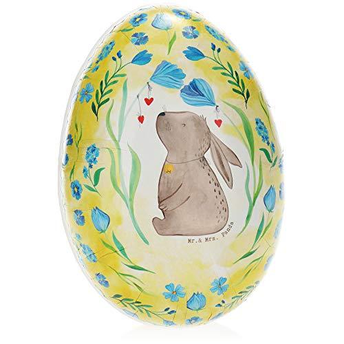 com-four® Uovo di Pasqua da Riempire - Uovo Colorato da Riempire per Pasqua - Grande Ovetto di Pasqua...